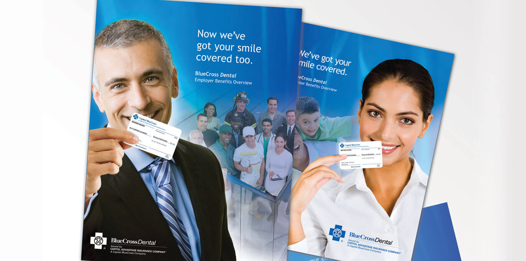 Capital Bluecross Dental Brochures