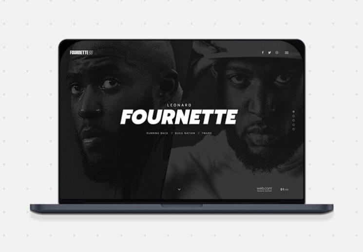 Leonard Fournette Official Website